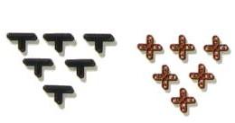 10mm ΣΤΑΥΡΟΙ & ΤΑΦ